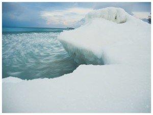 iceberg lac baikal